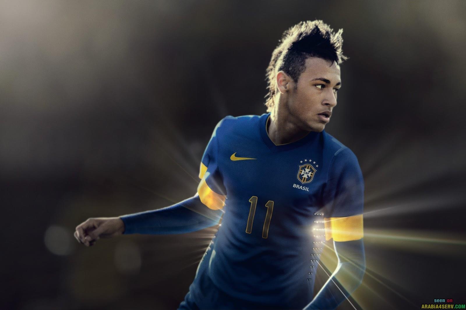 خلفيات-نيمار-HD-مع-البرازيل-و-برشلونة-2014-1