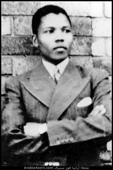 نيلسون-مانديلا-وهو-صغير-صور-نادرة-2