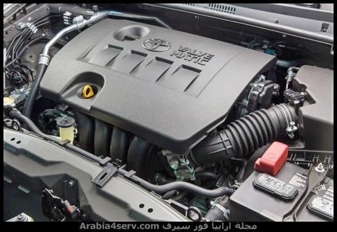 محرك تويوتا كورولا 2014