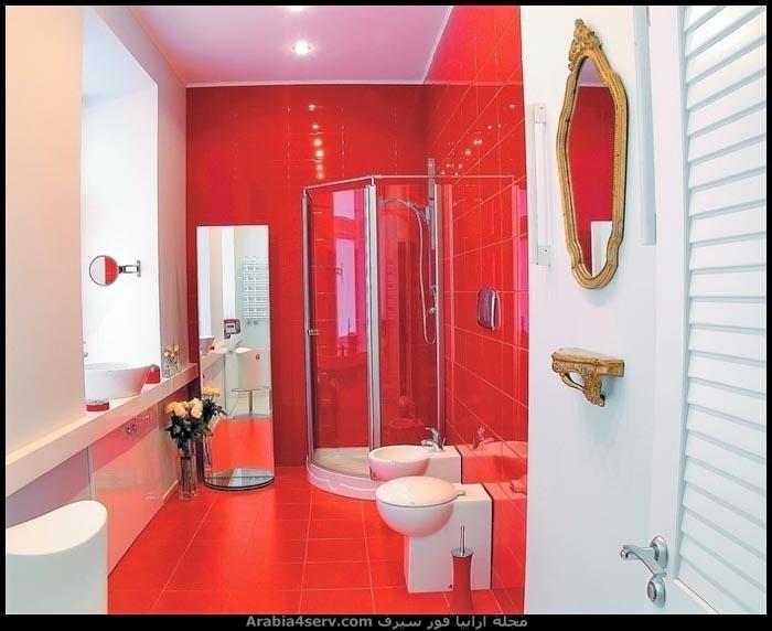 اجمل-البوم-صور-حمامات-باللون-الاحمر-10