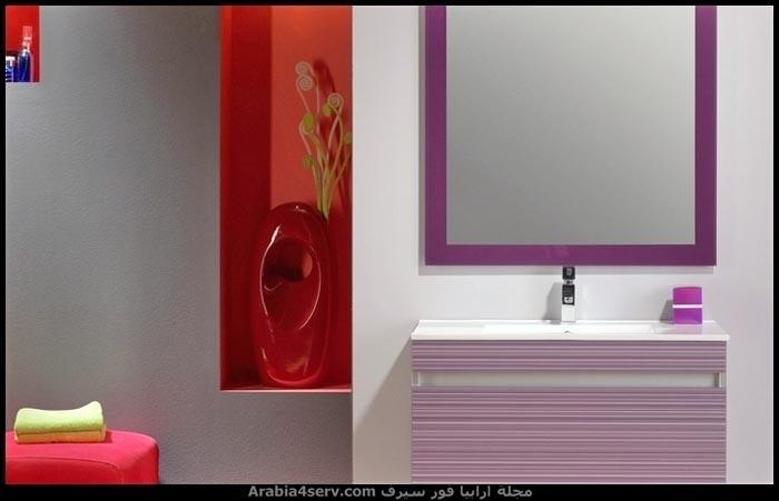 اجمل-البوم-صور-حمامات-باللون-الاحمر-1