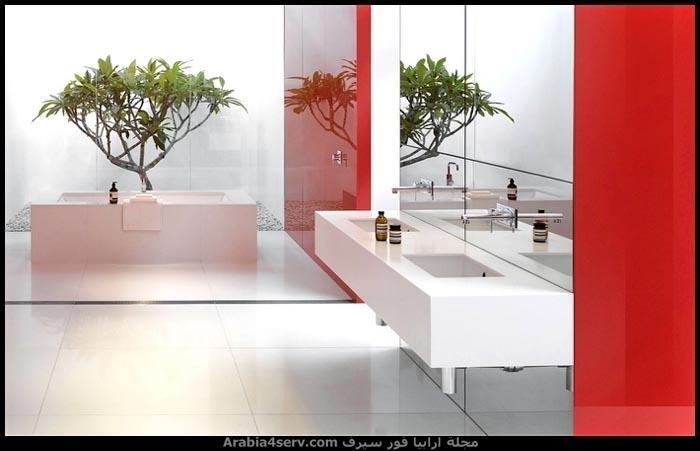 اجمل-البوم-صور-حمامات-باللون-الاحمر-3
