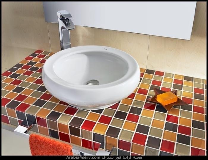 اجمل-البوم-صور-حمامات-باللون-الاحمر-7