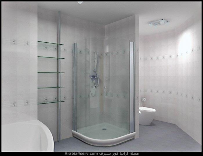 صور-حمامات-مودرن-باللون-الأبيض-10