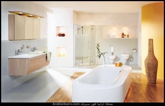 صور-حمامات-مودرن-باللون-الأبيض-15