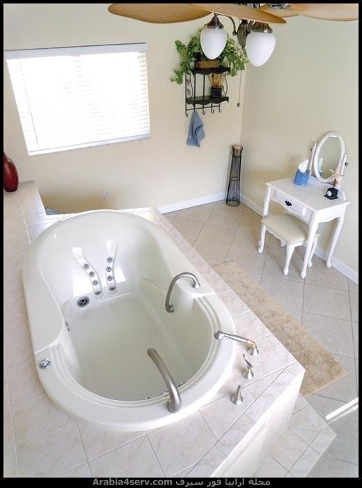 صور-حمامات-مودرن-باللون-الأبيض-17