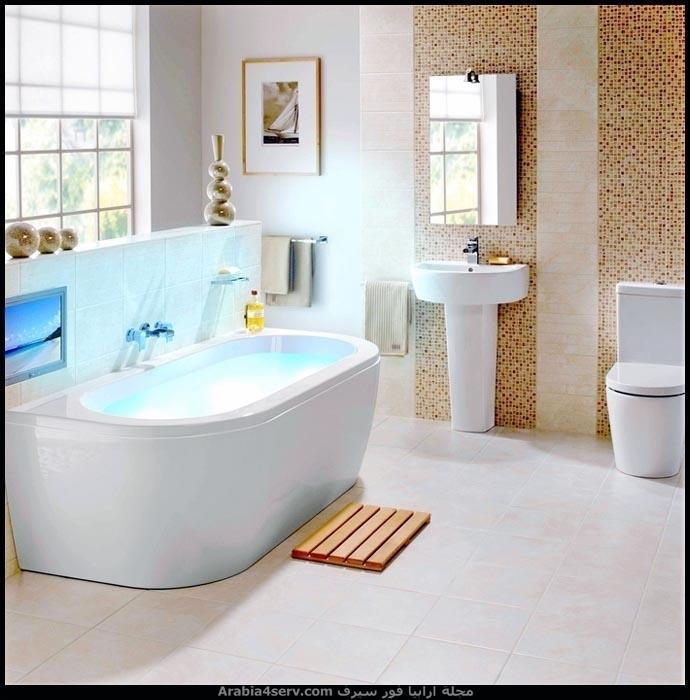 صور-حمامات-مودرن-باللون-الأبيض-20