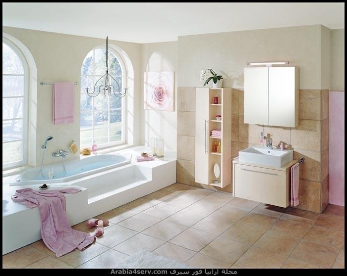 صور-حمامات-مودرن-باللون-الأبيض-24