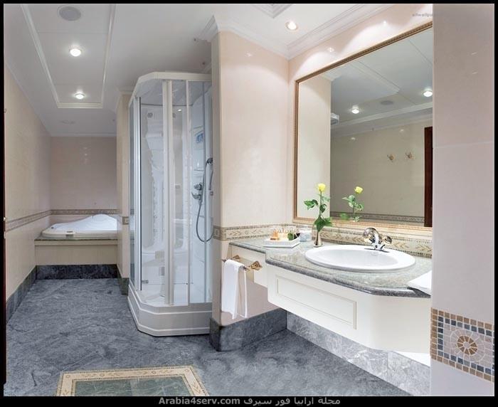 صور-حمامات-مودرن-باللون-الأبيض-6