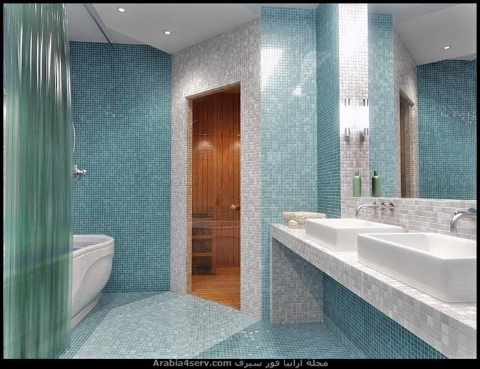 صور-ديكورات-حمامات-مودرن-باللون-الازرق-17