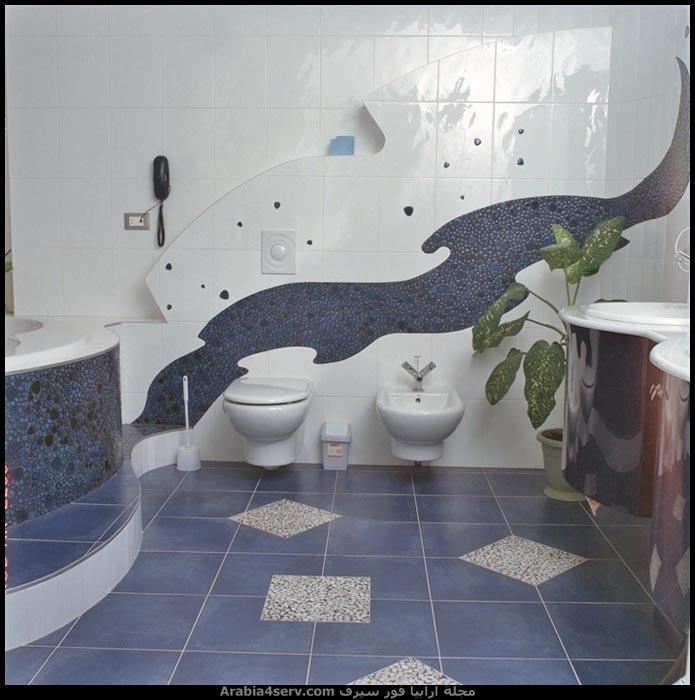 صور-ديكورات-حمامات-مودرن-باللون-الازرق-19