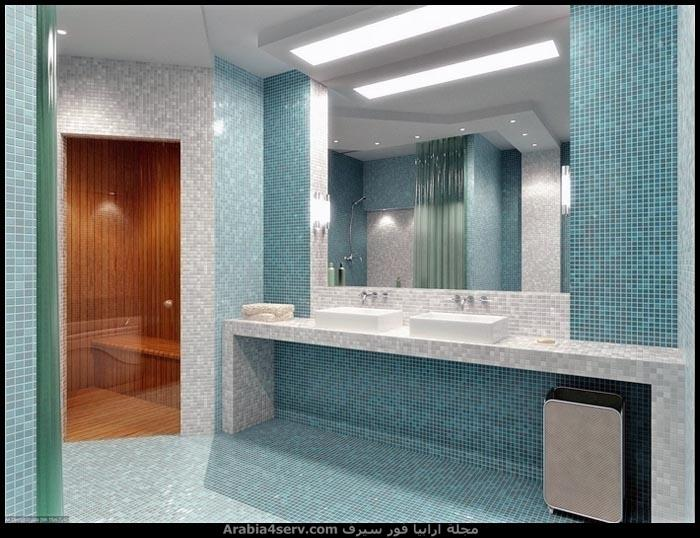 صور-ديكورات-حمامات-مودرن-باللون-الازرق-21
