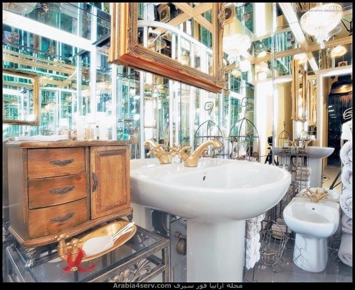 صور-ديكورات-حمامات-مودرن-باللون-الازرق-6