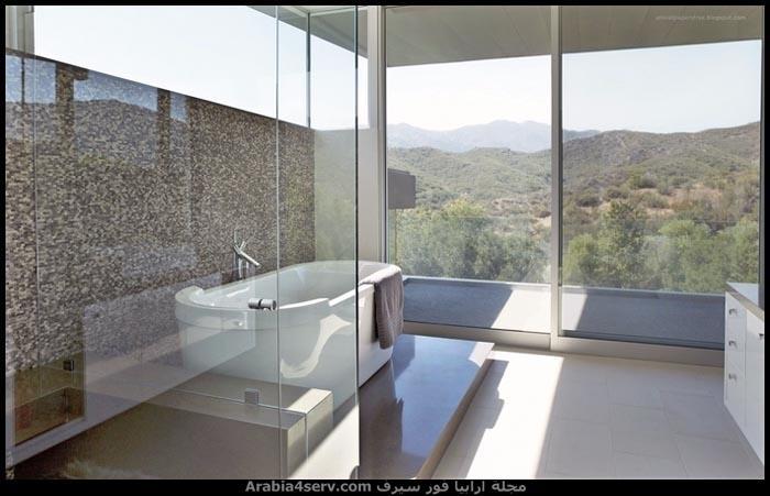 صور-ديكورات-حمامات-مودرن-باللون-الازرق-7