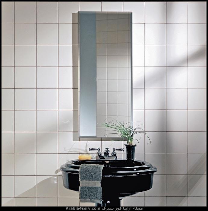 صور-ديكورات-حمامات-مودرن-باللون-الاسود-6