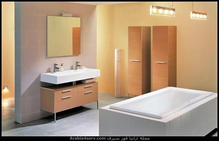 صور-ديكورات-خشبية-مودرن-ديكورات-حمامات-13