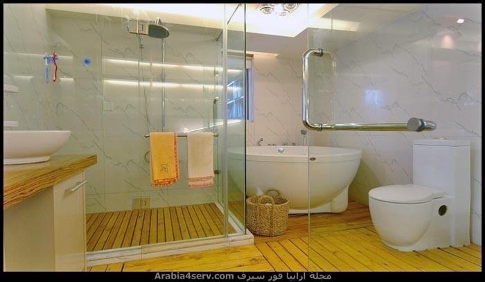 صور-ديكورات-خشبية-مودرن-ديكورات-حمامات-14