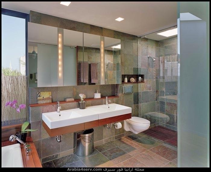 صور-ديكورات-خشبية-مودرن-ديكورات-حمامات-17