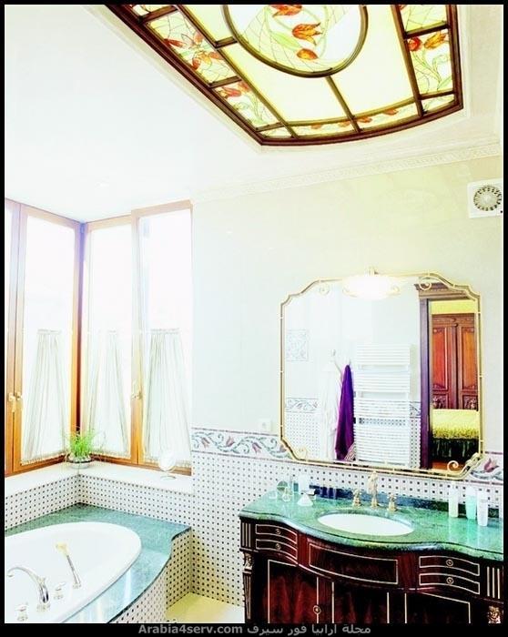 صور-ديكورات-خشبية-مودرن-ديكورات-حمامات-23