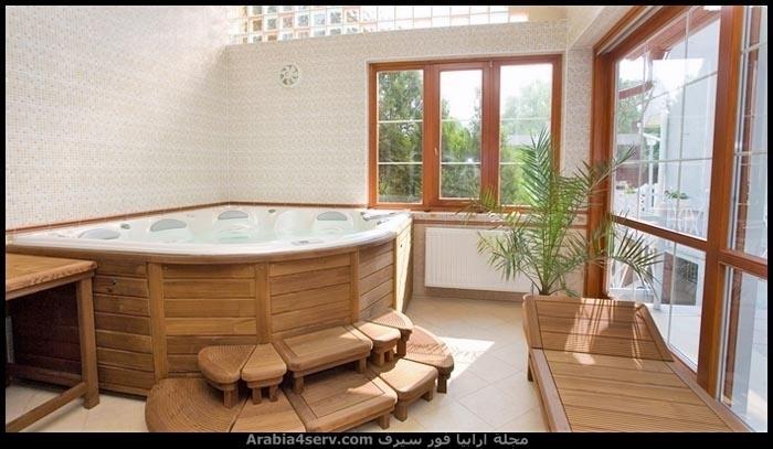صور-ديكورات-خشبية-مودرن-ديكورات-حمامات-32