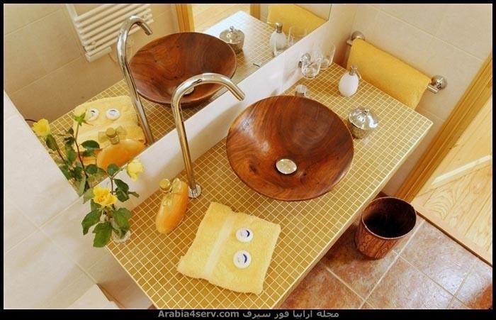 صور-ديكورات-خشبية-مودرن-ديكورات-حمامات-4