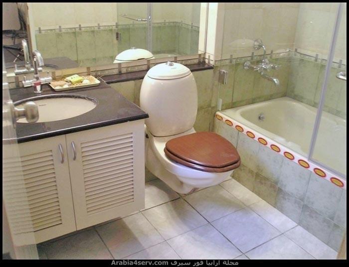 صور-ديكورات-خشبية-مودرن-ديكورات-حمامات-9