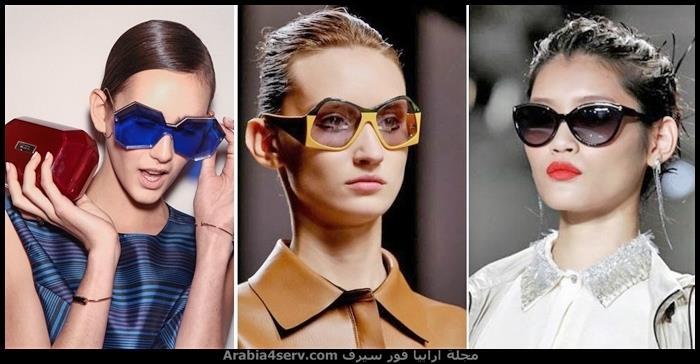 نظارات-شمسية-حريمي-حسب-شكل-الوجه-8