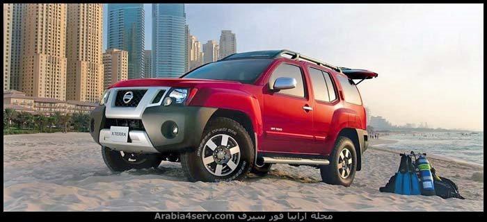 Nissan Xterra 2015