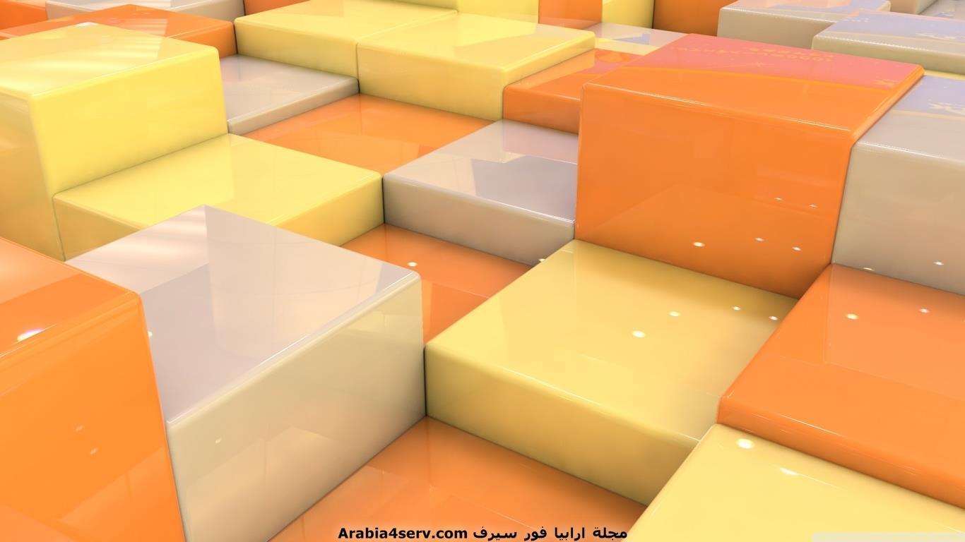 خلفيات-ثلاثية-الأبعاد-3D-بمقاس-1366x768-للاب-توب-5
