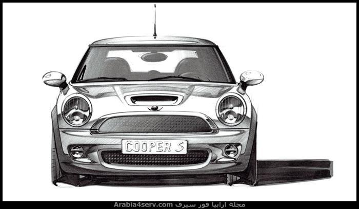 اسكتشات-سيارات-فنية-جميلة-9