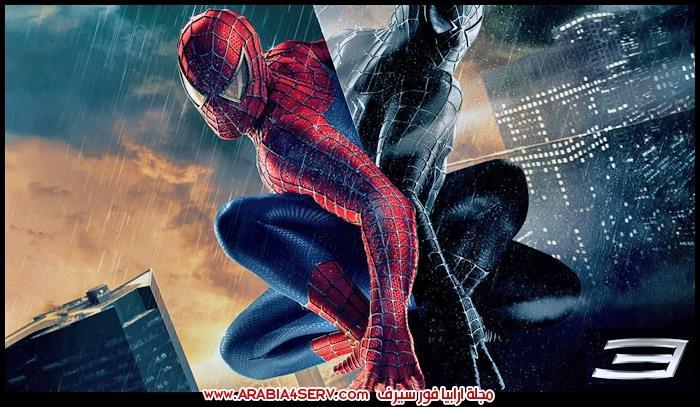 بوسترات-و-صور-فيلم-سبايدر-مان-ثري-spiderman-3-1