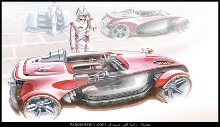 رسومات-سيارات-جميلة-فنية-7