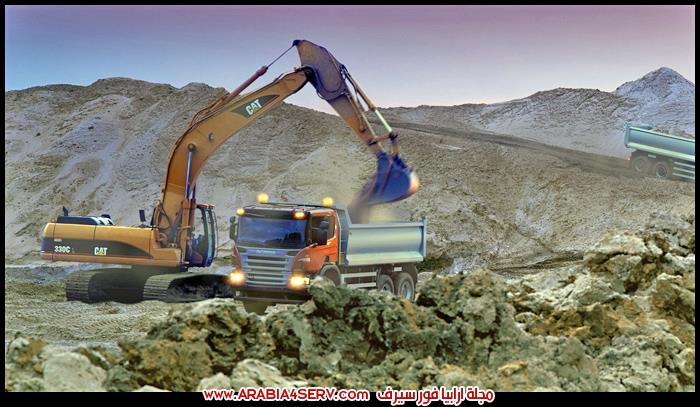 شاحنات-و-سيارات-نقل-ثقيل-بالصور-4