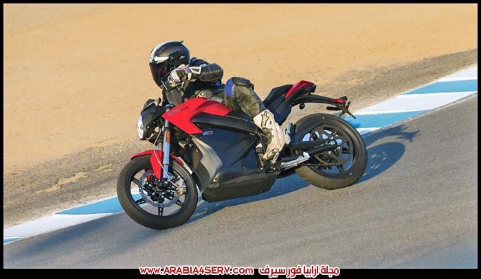 صور الدراجة النارية زيرو اس ار Zero SR