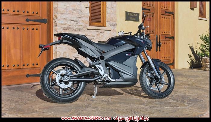 صور الدراجة النارية زيرو اس Zero S