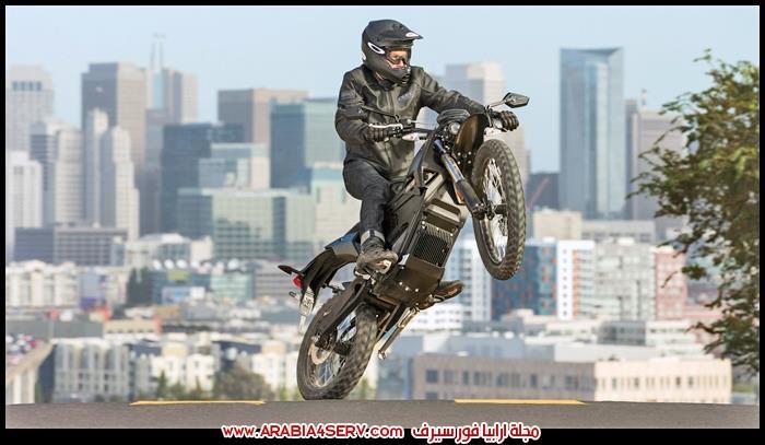 صور الدراجة النارية زيرو اف اكس Zero FX