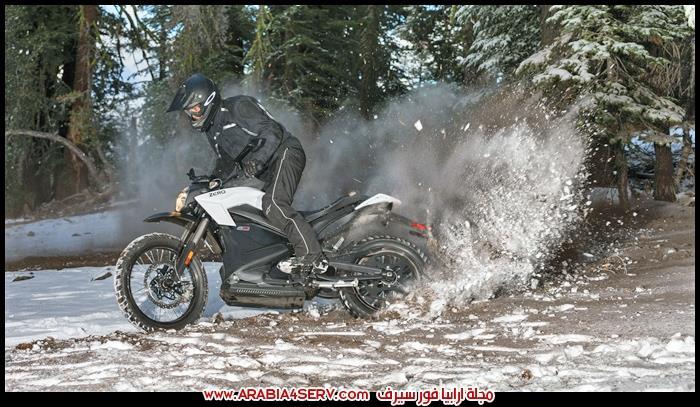 صور الدراجة النارية زيرو دي اس Zero DS