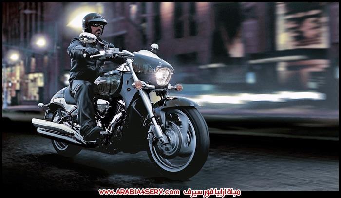 صور-سوزوكي-انترودر-Suzuki-Intruder-M1500-1