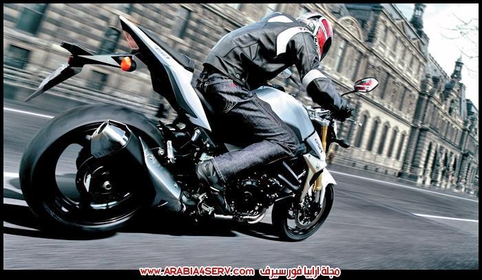صور سوزوكي Suzuki GSR750