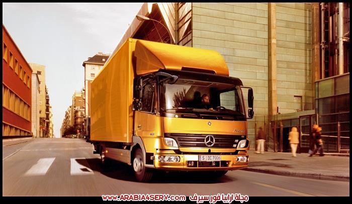 صور-سيارات-نقل-ثقيل-مرسيدس-6