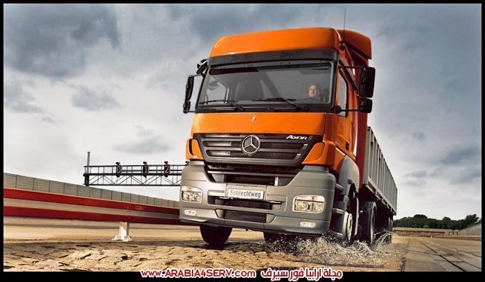 صور-شاحنات-سيارات-نقل-ثقيل-مرسيدس-7