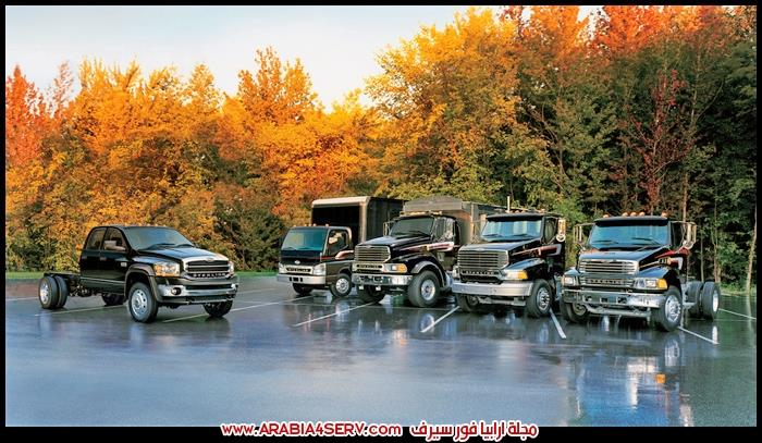 صور شاحنات و سيارات نقل ثقيل