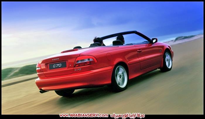صور-فولفو-سي-70-مكشوفة-Volvo-C70-Convertible-1