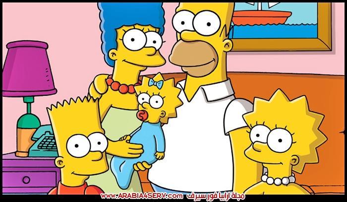 صور مسلسل عائلة سيمبسون