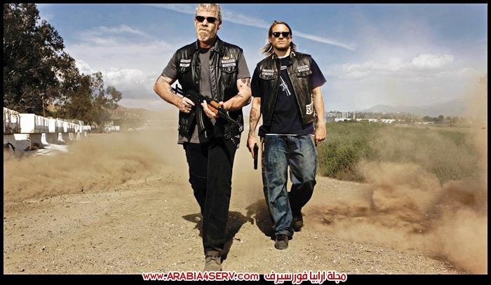 بوسترات-مسلسل-سانز-اوف-اناركي-sons-of-anarchy-1