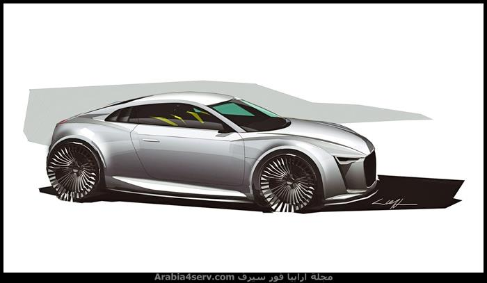 رسومات سيارات احترافية