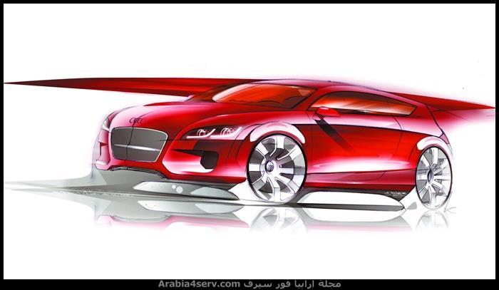 رسومات سيارات فنية جميلة
