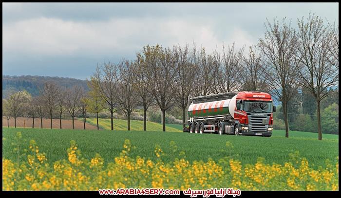 سيارات نقل ثقيل صور روعة