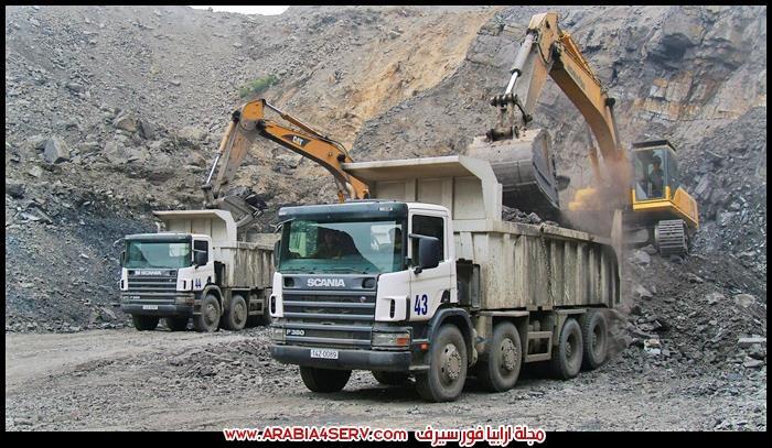 شاحنات-و-سيارات-نقل-ثقيل-بالصور-1
