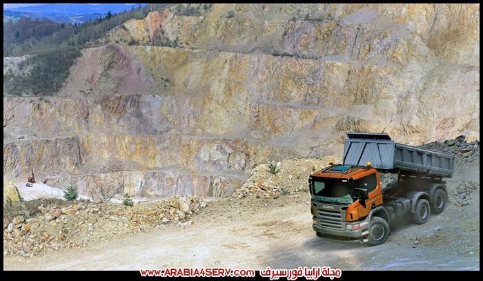 شاحنات-و-سيارات-نقل-ثقيل-بالصور-6